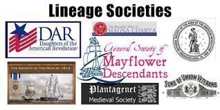 lineage society logos
